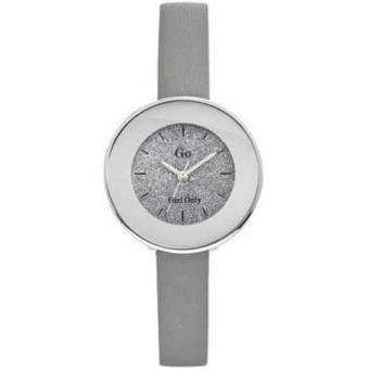 Montre Go Girl Only 698588 - Montre Ronde Grise Femme