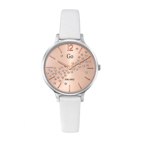 Go Girl Only - 699306 - Montre Go Girl Only Blanche