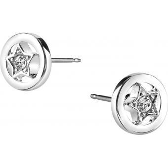 Boucles d'oreilles Percées Etoiles - Guess Bijoux - Guess