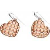 Boucles d'oreilles Guess Bijoux Métal Argenté UBE51439
