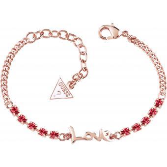 Bracelet Love Or rose - Guess Bijoux - Guess