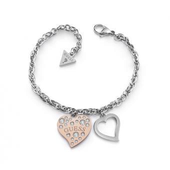 bracelet swarovski femme coeur