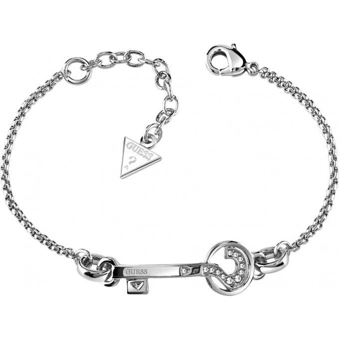 Bracelet Guess UBB21554 , Bracelet Clef Métal Femme