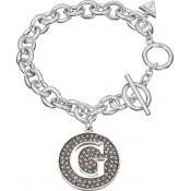 Bracelet Guess Bijoux Métal Argenté UBB51425