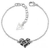Bracelet Guess Bijoux Métal Argenté UBB51490