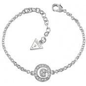 Bracelet Guess Bijoux Métal Argenté UBB51499