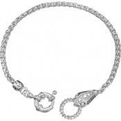 Bracelet Guess Bijoux Métal Argenté UBB51508