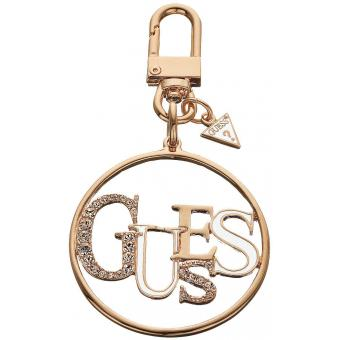 Charm Guess UBC10906 - Charm Disque Or Rose Femme