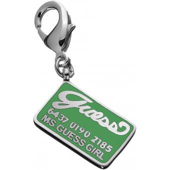Charm Guess UBC90907 - Charm Carte Verte Femme