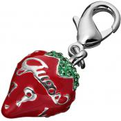 Charms Guess Bijoux Fraise Rouge UBC90911 - Promos