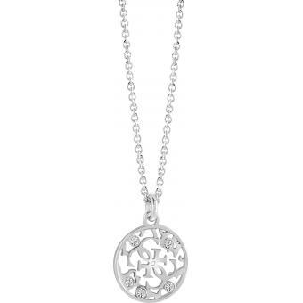 Collier et pendentif Circulaire Cristaux - Guess Bijoux - Guess