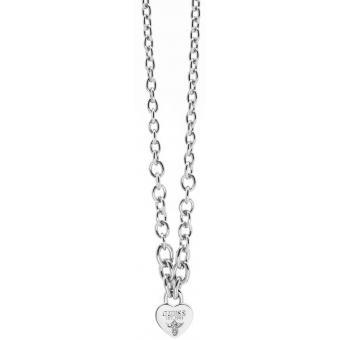 Collier et pendentif Chaine Cœur - Guess Bijoux - Guess