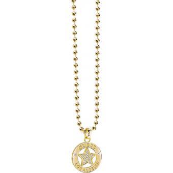 Collier et pendentif Guess Bijoux UBN21600 - Collier et pendentif Métal Strass Femme