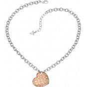 Collier et pendentif Guess Bijoux Métal Argenté UBN51437