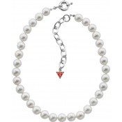 Collier Perles Blanches - Guess