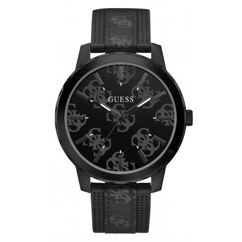 Guess Montres - Guess Montres GW0201G2 OUTLAW  homme  Cuir - Montre Guess