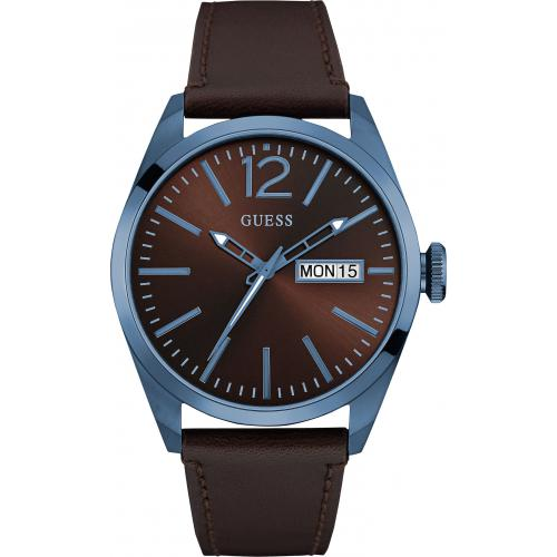 Guess Montres - Montre Guess NYC W0658G8 - Montre Guess Homme