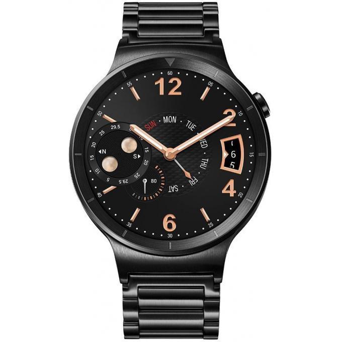 Montre Huawei OB00218 - Montre Noire Connectée Homme