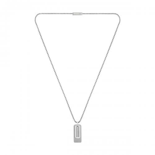 Hugo Boss Bijoux - Collier Homme Hugo Boss Bijoux 1580154 - Hugo boss bijoux