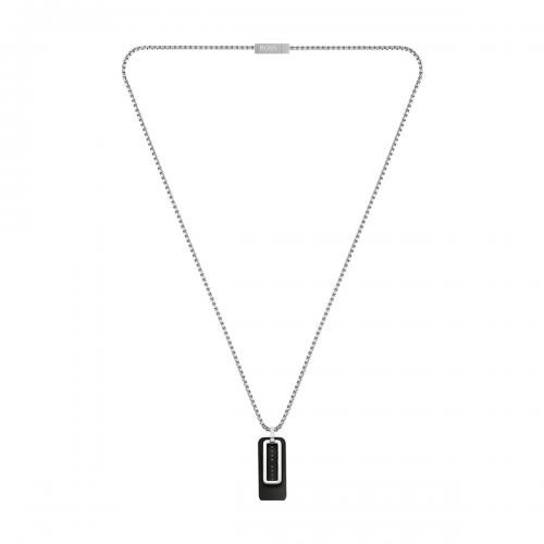Hugo Boss Bijoux - Collier Homme Hugo Boss Bijoux 1580156 - Hugo boss bijoux
