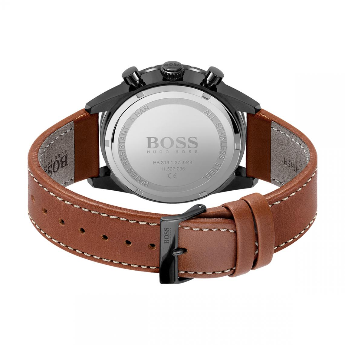 Montre Homme Hugo Boss Marron 1513851