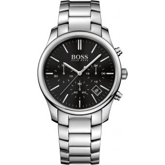 Montre BOSS TIME ONE 1513433 - Montre Chronographe Ronde Homme