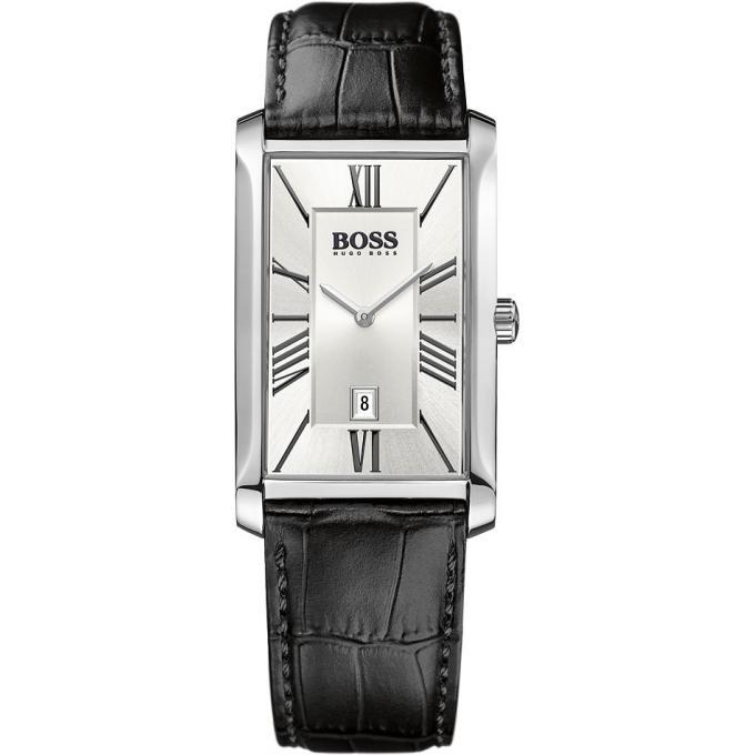 montre boss admiral 1513435 montre design acier homme sur bijourama montre homme pas cher en. Black Bedroom Furniture Sets. Home Design Ideas