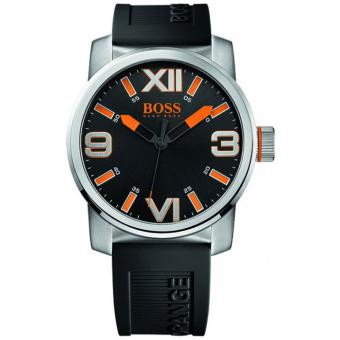 Montre Boss Orange DUBAI 1512985 - Montre Silicone Quartz Homme