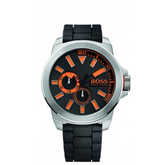 Montre Boss Orange NEW YORK 1513011 - Montre Multifonctions Acier Homme
