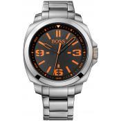 Montre Hugo Boss Orange Acier Argentée 1513099 - Promos