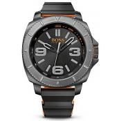 Montre Boss Orange SAO POLO 1513109 - Montre Bicolore Multifonctions Homme