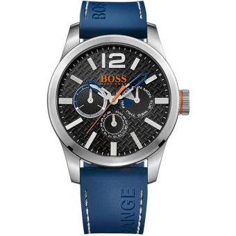 Montre BOSS ORANGE PARIS 1513250 - Montre Quartz Multifonction Homme