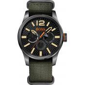 Montre Hugo Boss Orange Tissu Multifonction 1513312