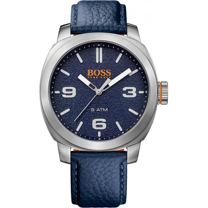 montre boss orange cape town 1513410 montre bleue cuir homme sur bijourama montre homme pas. Black Bedroom Furniture Sets. Home Design Ideas