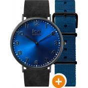 Montre Ice Watch Bleue Slim CHL.A.DUR.41.N.15