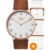Montre Ice Watch Ice City CHL.A.WHI.41.N.15