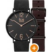 Montre Ice Watch Slim Noire CHL.B.COT.41.N.15 - Ice Watch