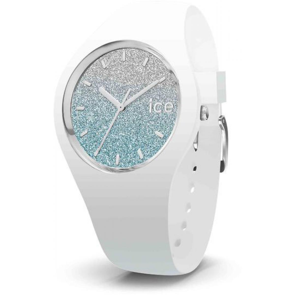 Montre Ice Watch 13425 - Montre Silicone Blanc Femme
