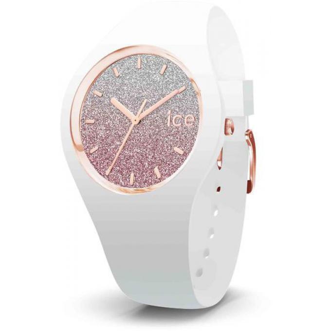 montre ice watch 13427 montre silicone blanc femme sur. Black Bedroom Furniture Sets. Home Design Ideas