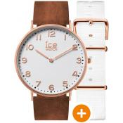 Coffret Montre Ice Watch Ice City CHL.A.WHI.36.N.15