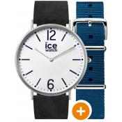 Montre Ice Watch Ice City CHL.B.FIN.36.N.15 - Montre Slim Bicolore Femme