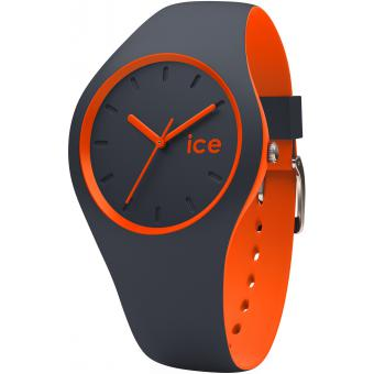 Montre Ice Watch DUO.OOE.U.S.16 - Montre Gris Silicone Femme