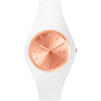 Montre Ice Watch Ice-Chic ICE.CC.WRG.U.S.15 - Montre Silicone Rosé Femme