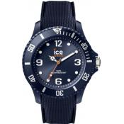 Montre Ice Watch Ice Sixty Nine 007266 - Montre Taille L Silicone Bleue Homme