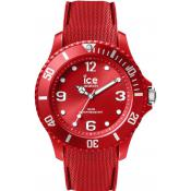 Montre Ice Watch Ice Sixty Nine 007267 - Montre Taille L Silicone Rouge Homme