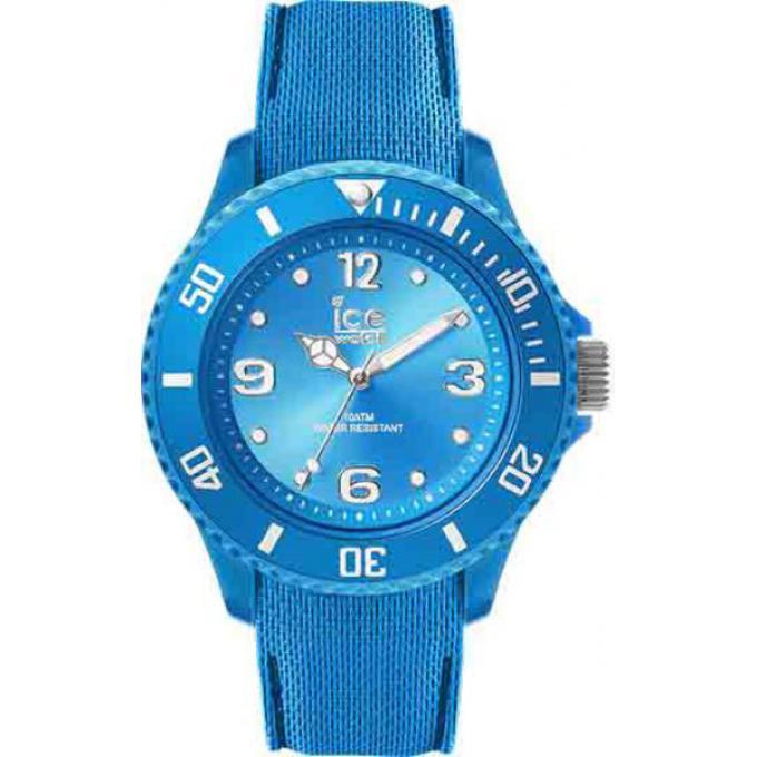 montre ice watch 14228 montre silicone bleu mixte sur. Black Bedroom Furniture Sets. Home Design Ideas
