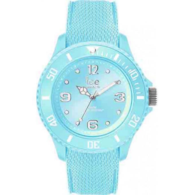 montre ice watch 14239 montre silicone bleu ciel mixte. Black Bedroom Furniture Sets. Home Design Ideas