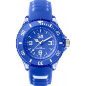 Montre Ice Watch Bleu silicone AQ.AMP.S.S.15