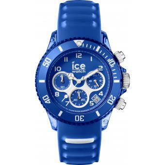 Montre Ice Watch AQ.CH.MAR.U.S.15 - Montre Silicone Bleue Mixte