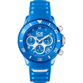 Montre Ice Watch AQ.CH.SKY.U.S.15 - Montre Silicone Bleue Homme